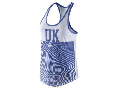 Kentucky Wildcats Nike NCAA Women's Dri-Blend Tank Top