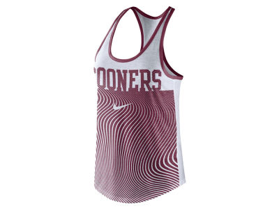 Oklahoma Sooners Nike NCAA Women's Dri-Blend Tank Top