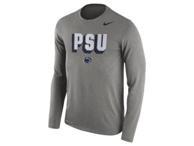 Penn State Nittany Lions Nike NCAA Men's Dri-Blend Long Sleeve T-Shirt