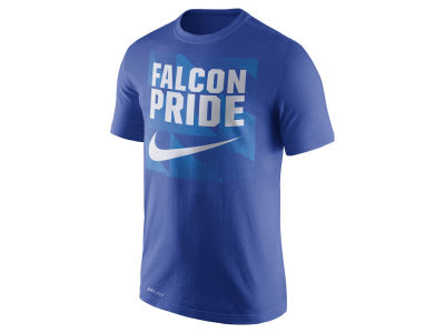 Air Force Falcons Nike NCAA Men's Dri Fit Fluid Force Mantra T-Shirt