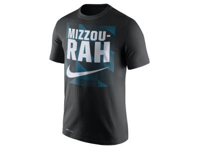 Missouri Tigers Nike NCAA Men's Dri Fit Fluid Force Mantra T-Shirt