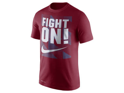 USC Trojans Nike NCAA Men's Dri Fit Fluid Force Mantra T-Shirt