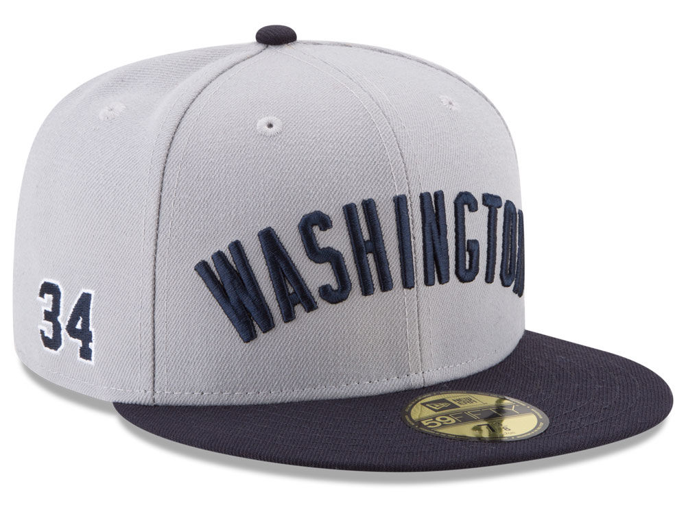 Washington Nationals Bryce Harper New Era MLB Player Designed Collection  59FIFTY Cap  96f67a70ee2a