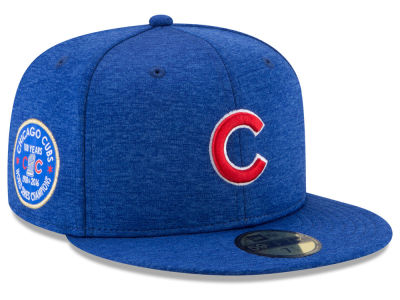 Chicago Cubs Kyle Schwarber New Era MLB Player Designed Collection 59FIFTY Cap