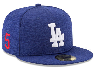 Los Angeles Dodgers Corey Seager New Era MLB Player Designed Collection 59FIFTY Cap