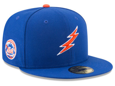 New York Mets Noah Syndergaard New Era MLB Player Designed Collection 59FIFTY Cap