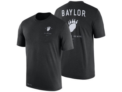 Baylor Bears Nike NCAA Men's Dri-Blend Vault T-Shirt