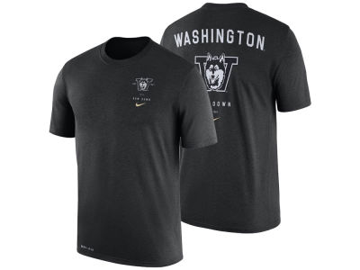 Washington Huskies Nike NCAA Men's Dri-Blend Vault T-Shirt