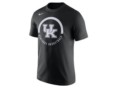 Kentucky Wildcats Nike NCAA Men's Cotton Basketball Verbiage T-Shirt