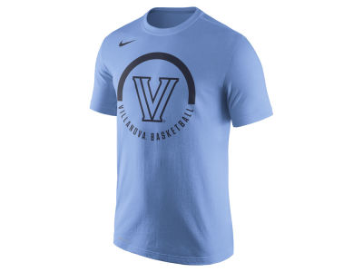 Villanova Wildcats Nike NCAA Men's Cotton Basketball Verbiage T-Shirt