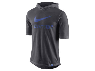 Kentucky Wildcats Nike NCAA Men's Short Sleeve Hooded Shooter Shirt
