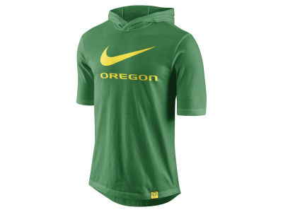 Oregon Ducks Nike NCAA Men's Short Sleeve Hooded Shooter Shirt
