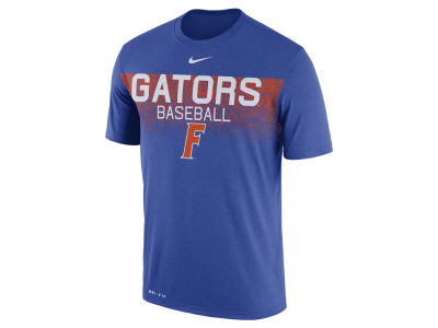 Florida Gators Nike NCAA Men's Team Issue Baseball T-Shirt