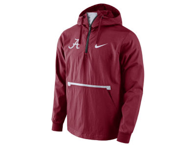 Alabama Crimson Tide Nike NCAA Men's Packable Woven Jacket