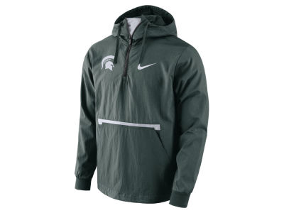 Michigan State Spartans Nike NCAA Men's Packable Woven Jacket