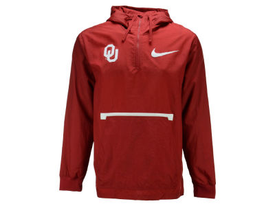 Oklahoma Sooners Nike NCAA Men's Packable Woven Jacket