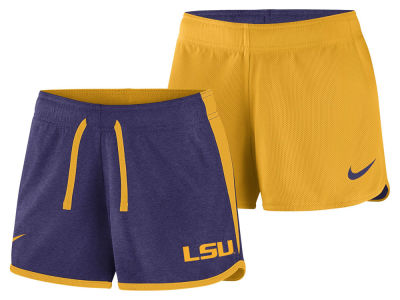 LSU Tigers Nike NCAA Women's Dri-Fit Reversible Short