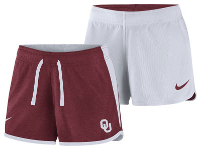 Oklahoma Sooners Nike NCAA Women's Dri-Fit Reversible Short