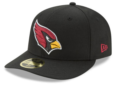 Arizona Cardinals New Era NFL Team Basic Low Profile 59FIFTY Cap