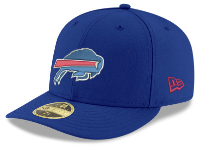 Buffalo Bills New Era NFL Team Basic Low Profile 59FIFTY Cap
