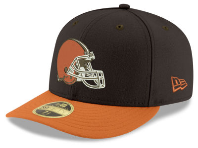 Cleveland Browns New Era NFL Team Basic Low Profile 59FIFTY Cap