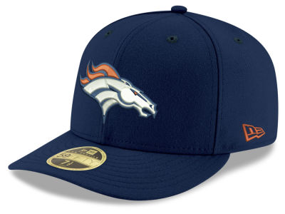 Denver Broncos New Era NFL Team Basic Low Profile 59FIFTY Cap