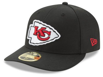 Kansas City Chiefs New Era NFL Team Basic Low Profile 59FIFTY Cap