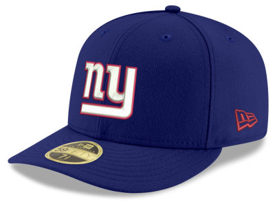 New York Giants New Era NFL Team Basic Low Profile 59FIFTY Cap
