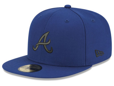 Atlanta Braves New Era MLB Reverse C-Dub 59FIFTY Cap