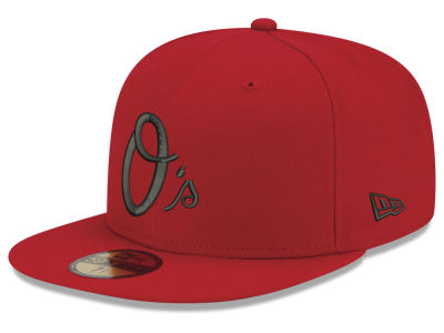 Baltimore Orioles New Era MLB Reverse C-Dub 59FIFTY Cap
