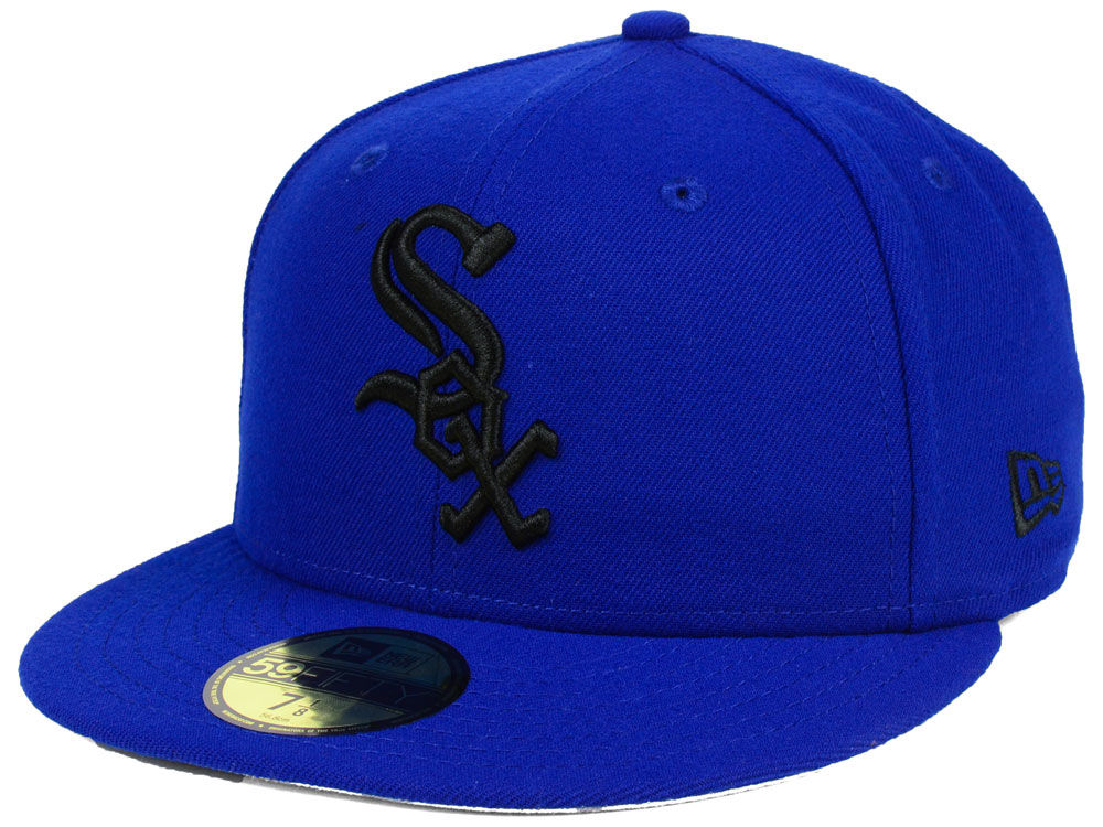 online store 23214 69878 ... new zealand free shipping chicago white sox new era mlb reverse c dub  59fifty cap 54a71