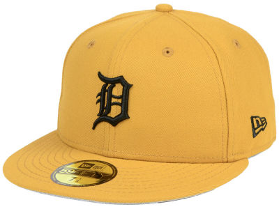 Detroit Tigers New Era MLB Reverse C-Dub 59FIFTY Cap
