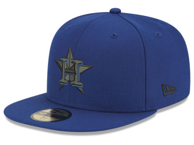 Houston Astros New Era MLB Reverse C-Dub 59FIFTY Cap