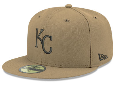 Kansas City Royals New Era MLB Reverse C-Dub 59FIFTY Cap