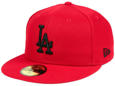 Los Angeles Dodgers New Era MLB Reverse C-Dub 59FIFTY Cap