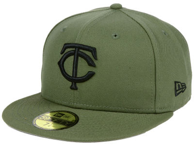 Minnesota Twins New Era MLB Reverse C-Dub 59FIFTY Cap