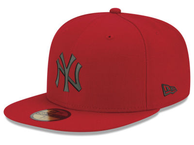 New York Yankees New Era MLB Reverse C-Dub 59FIFTY Cap