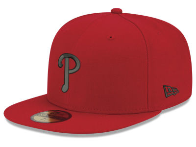 Philadelphia Phillies New Era MLB Reverse C-Dub 59FIFTY Cap
