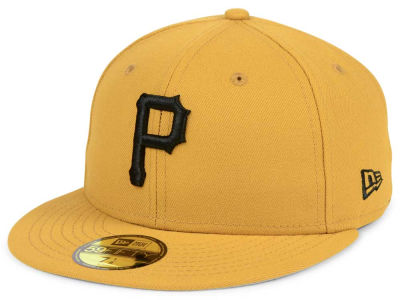 Pittsburgh Pirates New Era MLB Reverse C-Dub 59FIFTY Cap