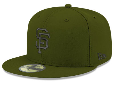 San Francisco Giants New Era MLB Reverse C-Dub 59FIFTY Cap