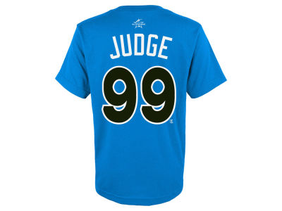 New York Yankees Aaron Judge Majestic MLB 2017 All Star Game Youth Player T-Shirt