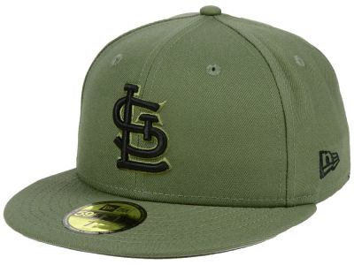 St. Louis Cardinals New Era MLB Reverse C-Dub 59FIFTY Cap