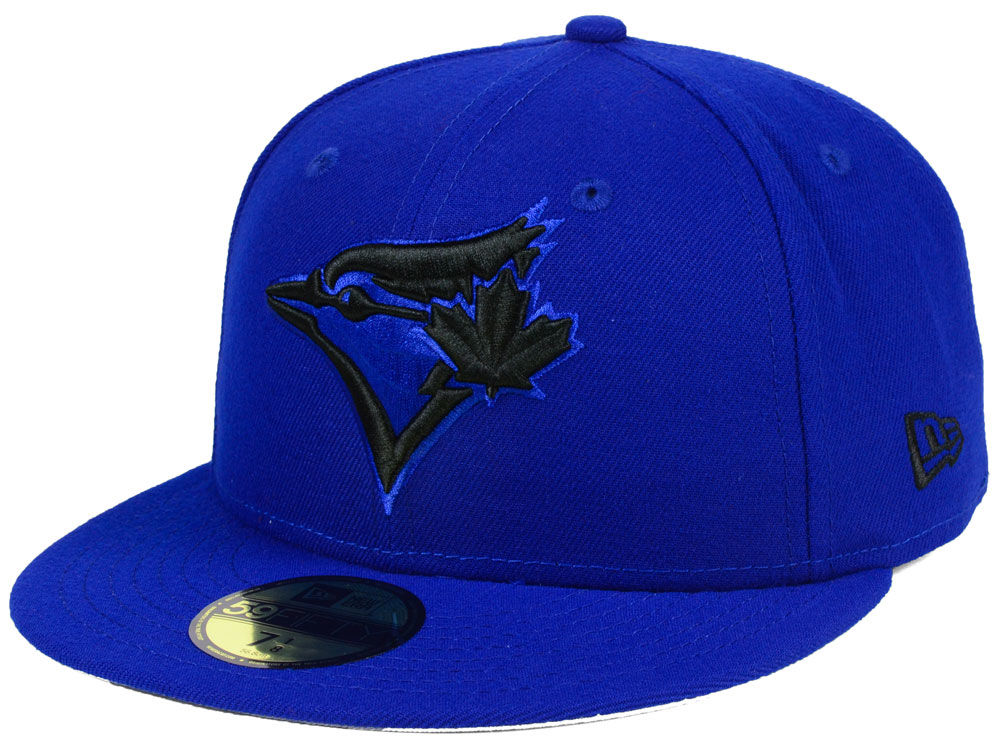 new photos official size 40 Toronto Blue Jays New Era MLB Reverse C-Dub 59FIFTY Cap | lids.ca