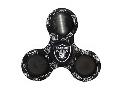 Oakland Raiders LED Three Way Spinnerz