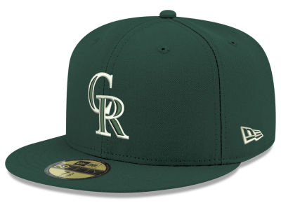 Colorado Rockies New Era MLB Re-Dub 59FIFTY Cap