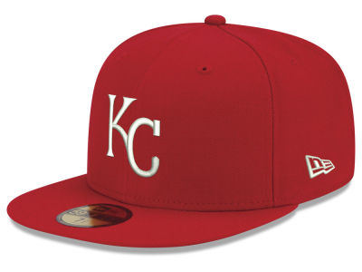 Kansas City Royals New Era MLB Re-Dub 59FIFTY Cap