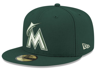 Miami Marlins New Era MLB Re-Dub 59FIFTY Cap