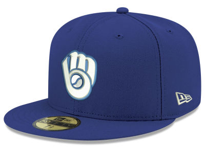 Milwaukee Brewers New Era MLB Re-Dub 59FIFTY Cap