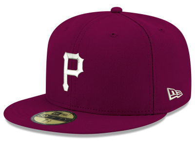 Pittsburgh Pirates New Era MLB Re-Dub 59FIFTY Cap