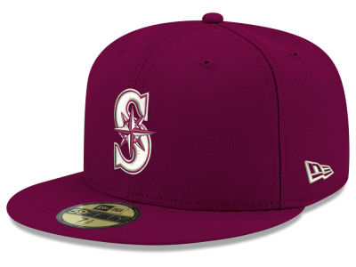 Seattle Mariners New Era MLB Re-Dub 59FIFTY Cap